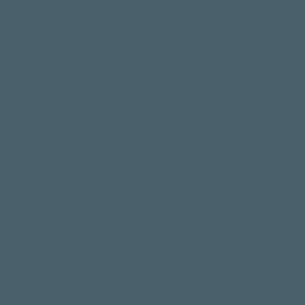 BS 4800 18B25 Dark Admirality Grey or RAL 7031 Blue Grey
