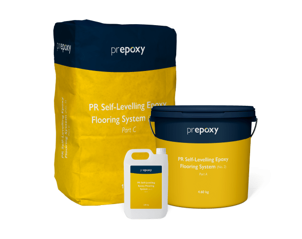 PR Self-Levelling Epoxy Flooring System No. 2