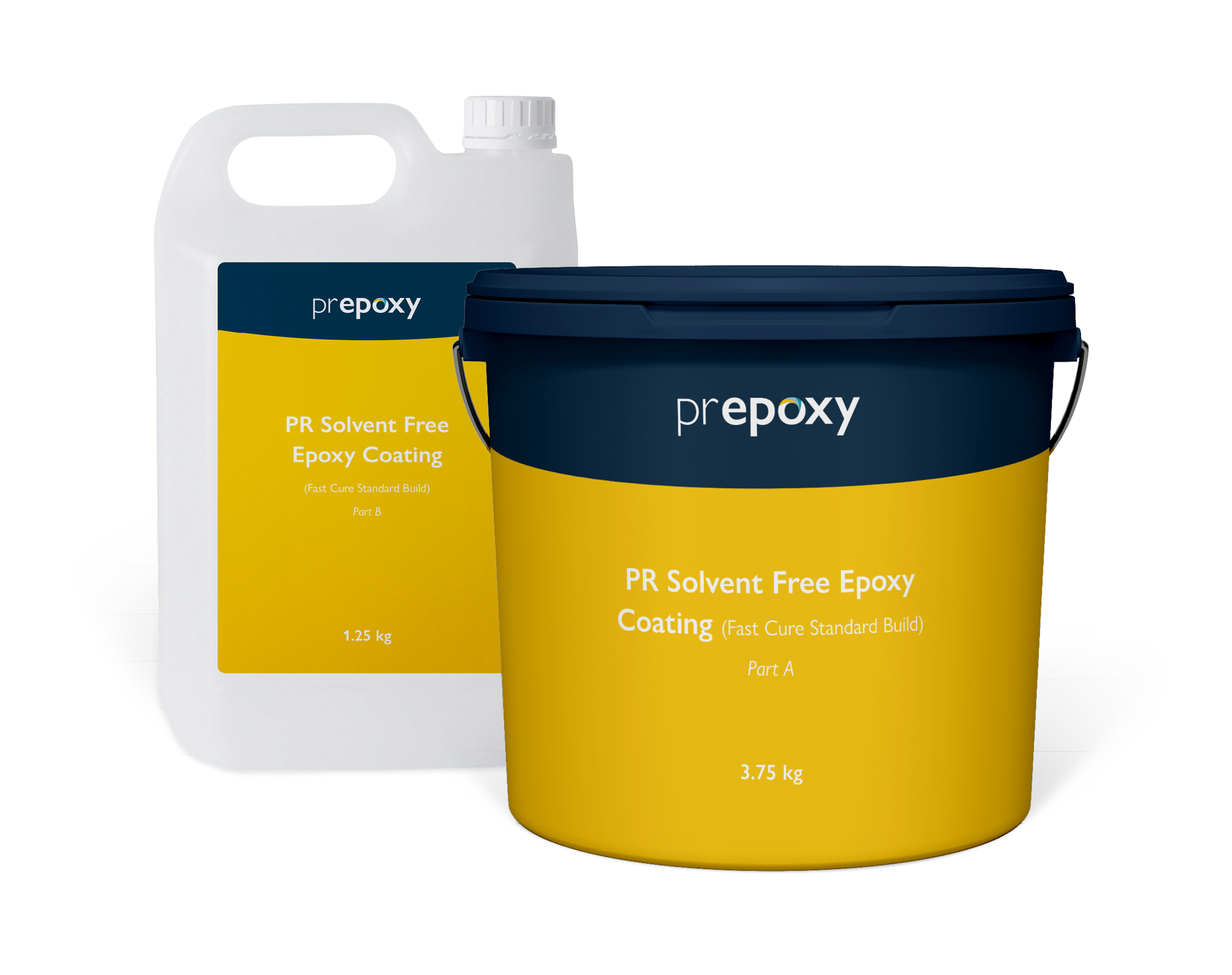 PR Solvent Free Epoxy Coating (Fast Cure Standard Build)