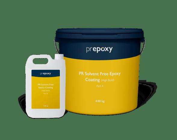 PR Solvent Free Epoxy Coating (High Build)