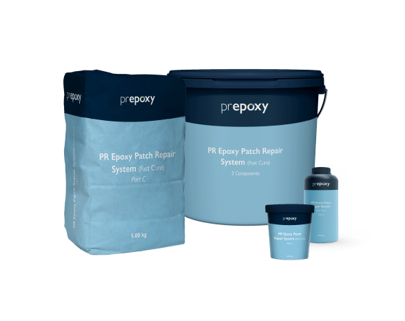 PR Epoxy Patch Repair System (Fast Cure)