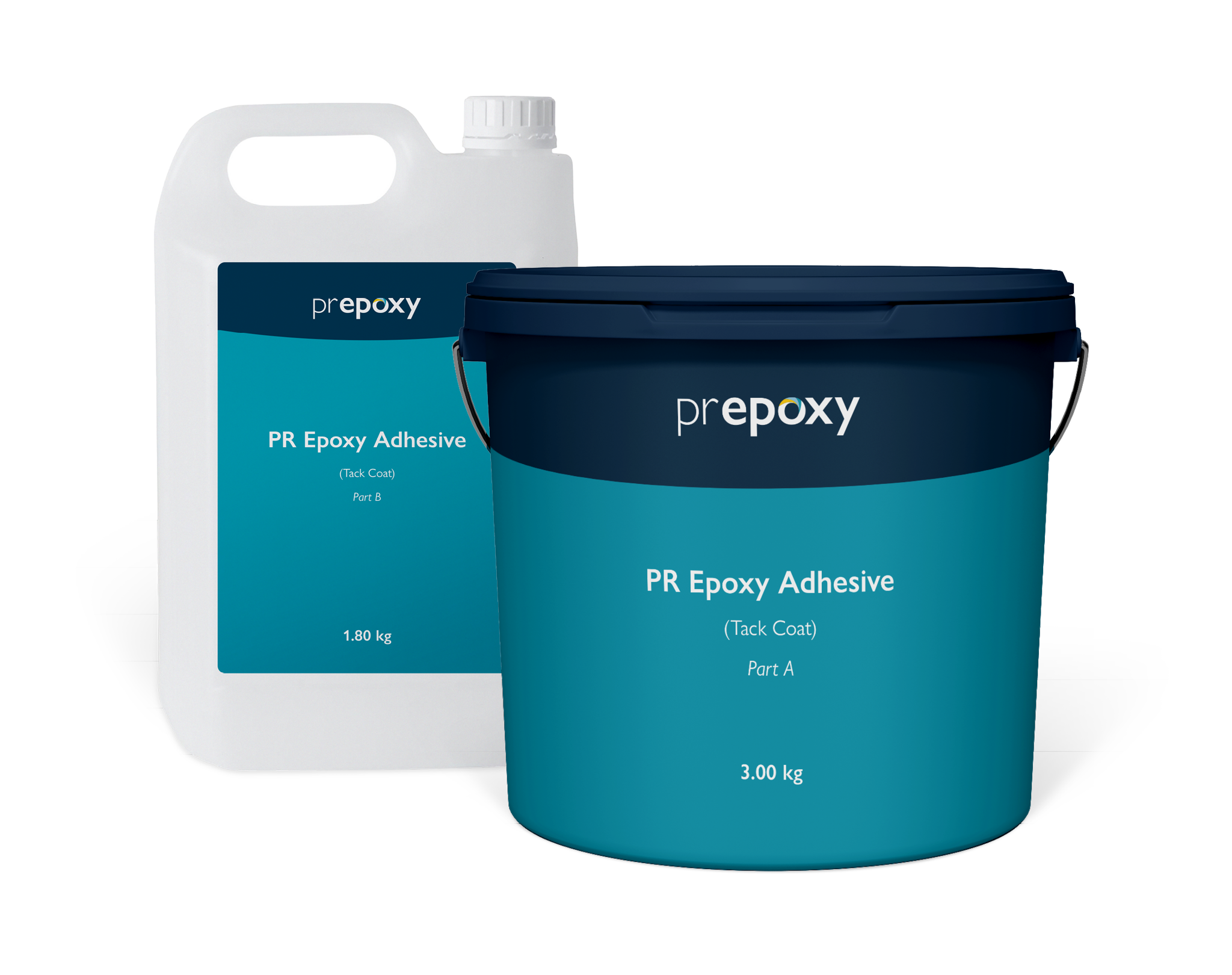 PR Epoxy Adhesive (Tack Coat)