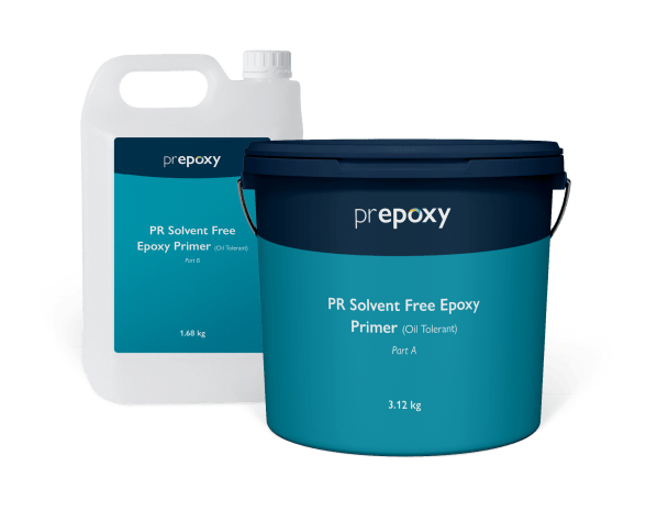 PR Solvent Free Epoxy Primer (Oil Tolerant)