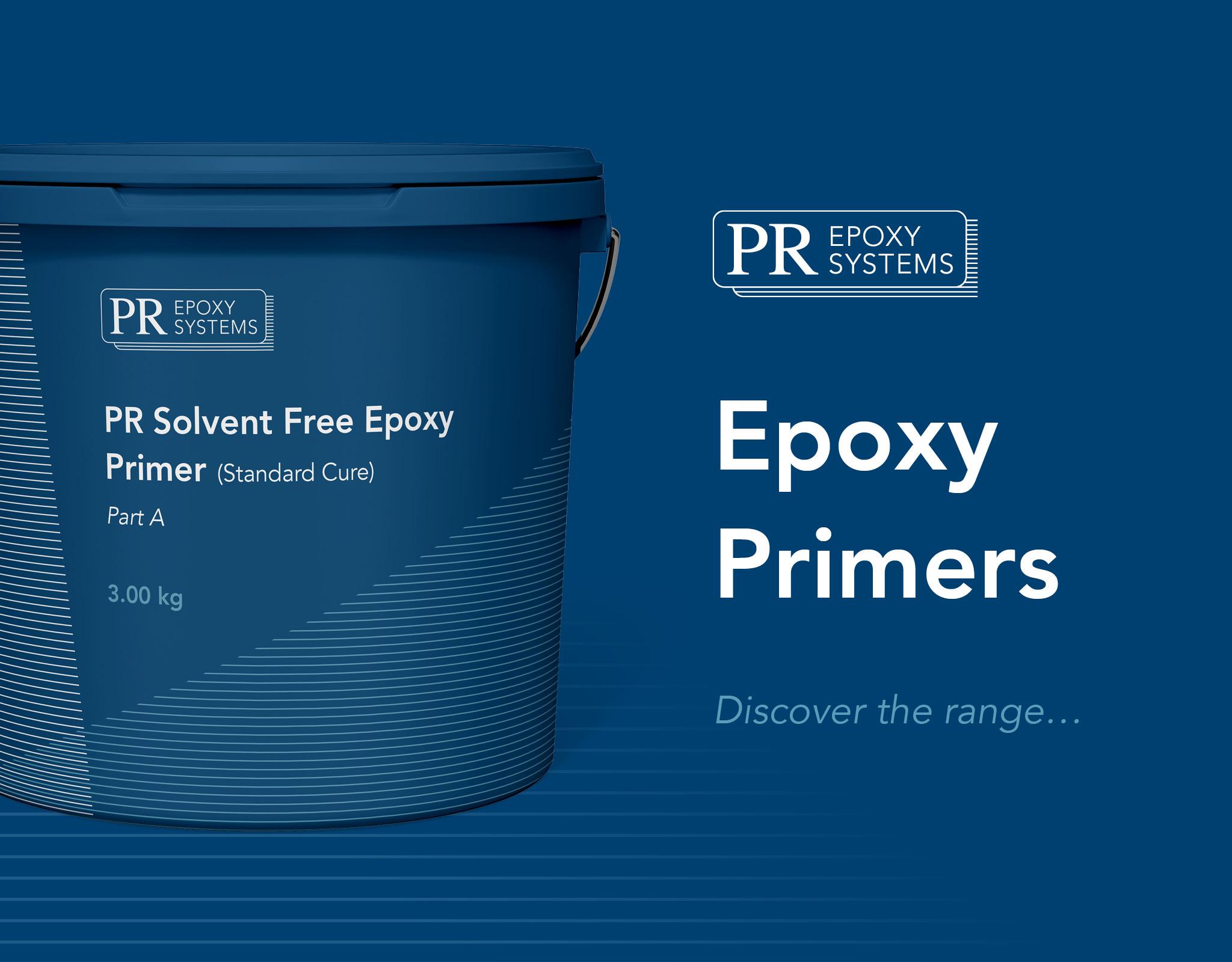 PR Epoxy Primers - Discover the Range